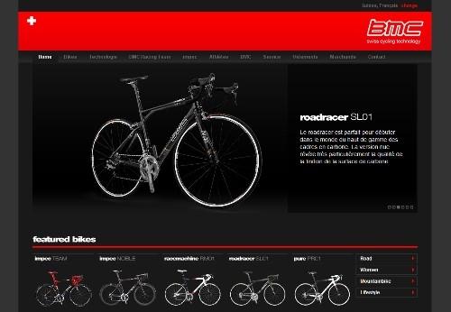 BMC - Swiss Cycling - Partenaire et sponsor de l'Expédition AMSUD-CHE-40