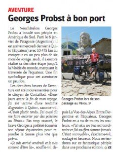 Article de L'Express du 15 juin 2011